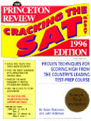 Cracking the SAT and PSAT  1996