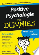 Positive Psychologie f  r Dummies