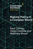 Making Policy In A Complex World