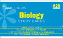 Biology Study Cards