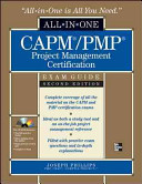 CAPM PMP Project Management Certification All in One Exam Guide with CD ROM  Second Edition