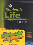 Student s Life Application Bible NLT