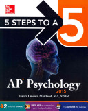 5 Steps to a 5 AP Psychology  2015 Edition