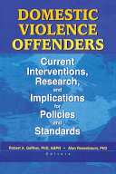 Domestic Violence Offenders