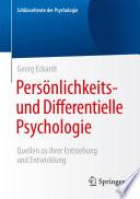 Persönlichkeits- und Differentielle Psychologie