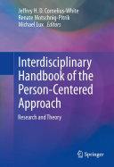download ebook interdisciplinary handbook of the person-centered approach pdf epub