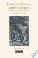 Jean Jacques Rousseau   crivain pol  mique