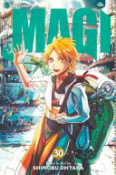 Magi, Vol. 30 : nights! deep within the desert lie the mysterious...