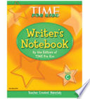 Time For Kids Writer S Notebook Level C
