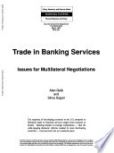 Trade in Banking Services