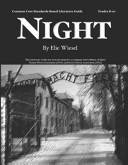 Night Common Core Aligned Literature Guide