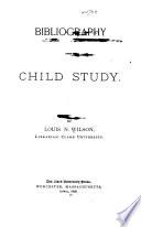 Bibliography Of Child Study
