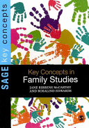 Key Concepts in Family Studies