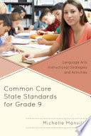Common Core State Standards for Grade 9