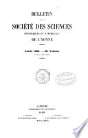 bulletin de la societe des sciences