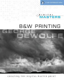 Digital Maters, B and W Printing