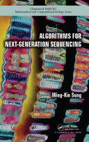 download ebook algorithms for next-generation sequencing pdf epub