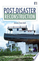 Post disaster Reconstruction