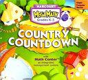 Harcourt School Publishers Eprod Math Mega Math Country Countdown Grades K 3 book