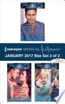 Harlequin Medical Romance January 2017   Box Set 2 of 2