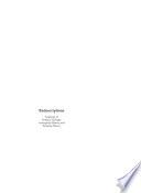 Redescriptions book