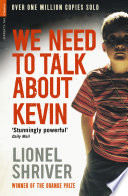 We Need To Talk About Kevin book