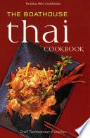 Mini The Boathouse Thai Cookbook book