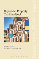 Buy to Let Property Tax Handbook
