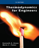 download ebook thermodynamics for engineers, si edition pdf epub