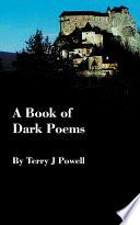 A Book of Dark Poems