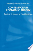 Contemporary Economic Theory