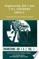 Engineering Aid 3 And 2 V1 Navpers 10634 C