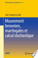 illustration Mouvement Brownien, Martingales Et Calcul Stochastique