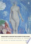 Nineteenth Century Philosophy of Religion