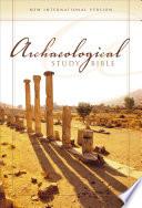 NIV, Archaeological Study Bible, eBook