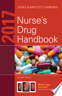 2017 Nurse s Drug Handbook