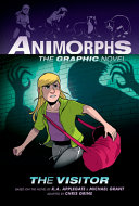The Visitor  Animorphs Graphix  2  Book PDF