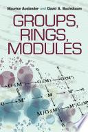 Groups  Rings  Modules