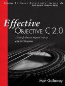Effective Objective C 2 0