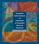 The Occupational Health And Safety Act