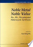 Noble Metal Noble Value