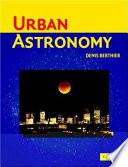 Urban Astronomy