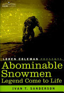 download ebook abominable snowmen, legend come to life pdf epub