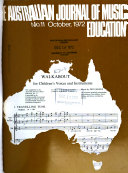 Australian Journal of Music Education
