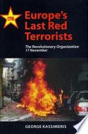 Europe s Last Red Terrorists