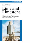 Lime and Limestone Book