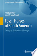 Fossil Horses Of South America