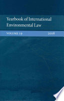 Yearbook of International Environmental Law