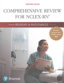 Pearson Reviews and Rationales