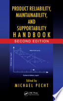 Product Reliability  Maintainability  and Supportability Handbook  Second Edition